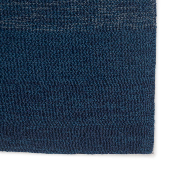 Jaipur Living Blaze Indoor/ Outdoor Ombre Blue/ Green Area Rug (2'X3')