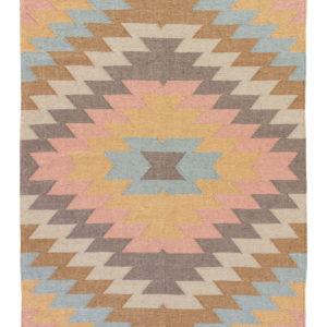 Jaipur Living Mojave Indoor/ Outdoor Geometric Multicolor Area Rug (2'X3')