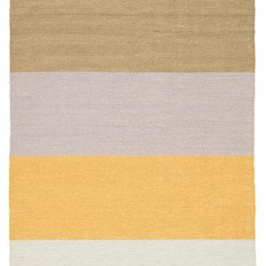 Jaipur Living Swane Indoor/ Outdoor Stripe Yellow/ Tan Area Rug (2'X3')