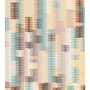 Jaipur Living Carver Indoor/ Outdoor Abstract Turquoise/ Yellow Area Rug (2'X3')