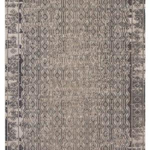 Jaipur Living Stowe Indoor/ Outdoor Geometric Gray/ Blue Area Rug (2'X3')