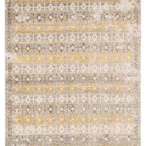 Jaipur Living Giralda Indoor/ Outdoor Trellis Light Gray/ Yellow Area Rug (2'X3')