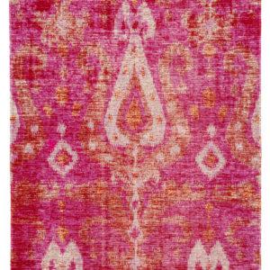Jaipur Living Zenith Indoor/ Outdoor Ikat Pink/ Orange Area Rug (2'X3')