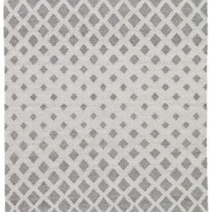 Jaipur Living Winipeg Indoor/ Outdoor Geometric Gray/ White Area Rug (2'X3')