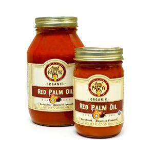 Aunt Patty's Red Palm Oil (6x11.5 OZ)