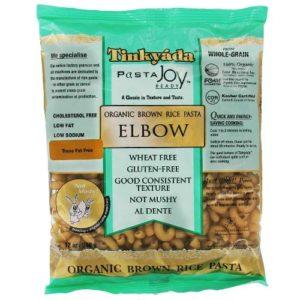 Tinkyada Elbows Brown Rice Pasta (12x12 Oz)