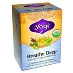 Yogi Breathe Deep Tea (6x16 Bag)