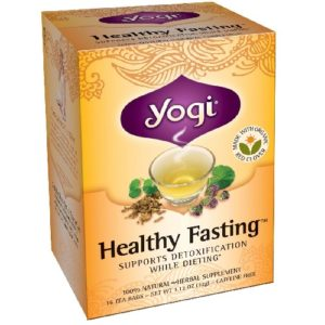 Yogi Healthy Fasting Tea (6x16 Bag)