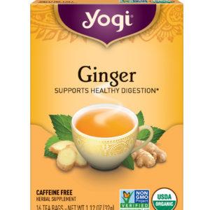 Yogi Ginger Tea (6x16 Bag)