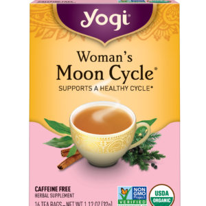 Yogi Woman's Moon Cycle Tea (6x16 Bag)