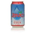 Zevia Natural Cola Diet Soda (4x6x12 Oz)