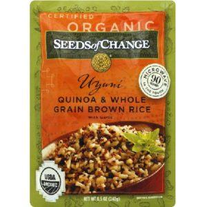 Seeds Of Change Uyuni Quinoa & Rice (12x8.5 Oz)