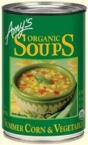 Amy's Kitchen Summer Corn & Vegetable Soup (12x14.5 Oz)