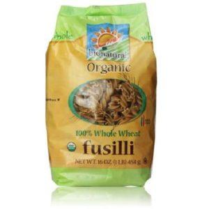 Bionaturae Fusilli Whole Wheat Pasta (12x16 Oz)