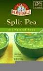 Dr. McDougall's Split Pea Ready to Serve Soup (6x18.2 Oz)