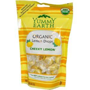Yummy Earth Cheeky Lemon Drops (6x3.3 Oz)