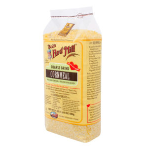 Bob's Coarse Grind Cornmeal ( 4x24 Oz)