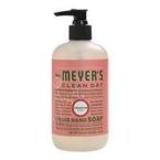 Meyers Geranium Liquid Hand Soap (6x12.5 Oz)