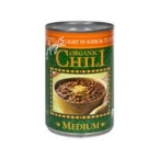 Amy's Kitchen Medium Chili Low Sodium (12x14.7 Oz)