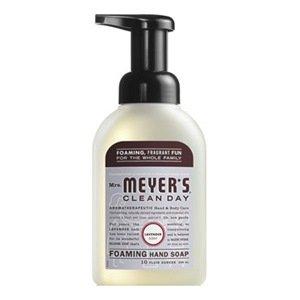 Mrs Meyers Clean Day Foaming, Lavender (6x10 OZ)