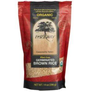 TruRoots Germinated Brown Rice (6x14 Oz)