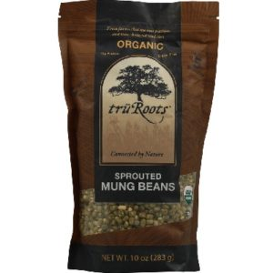TruRoots Sprouted Mung Beans (6x10 Oz)