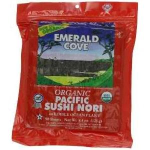 Emerald Cove Nori Sushi (6x10 SHT)