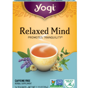 Yogi Meditative Time Tea (6x16 Bag)