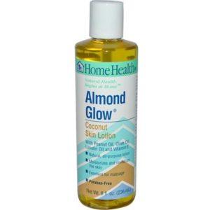 Home Health Almond Glow Lotion Coconut (1x8 Oz)