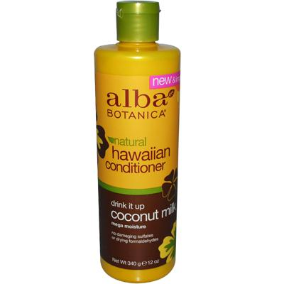 Alba Botanica Extra Rich Coconut Conditioner (1x12Oz)