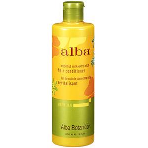 Alba Botanica Repair Coconut Dry Repair Conditioner (1x12 Oz)