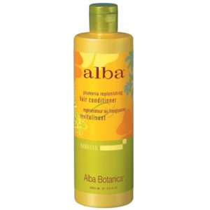 Alba Botanica Plum Replenishing Conditioner (1x12 Oz)