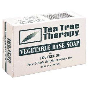 Tea Tree Therapy Tea Tree Eucalyptus Soap (1x3.5 Oz)