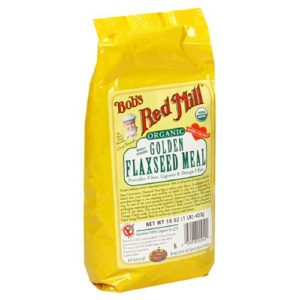 Bob's Red Mill Golden Flaxseed Meal Gluten Free (4x16 Oz)