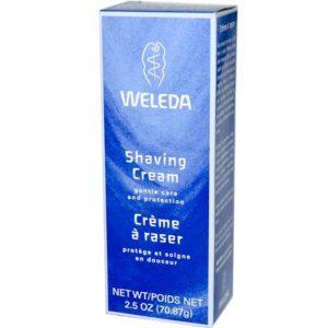 Weleda Shaving Cream (1x2.5 Oz)
