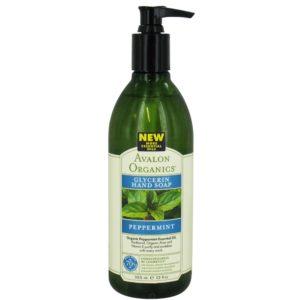 Avalon Peppermint Liquid Glycerine Hand Soap (1x12 Oz)