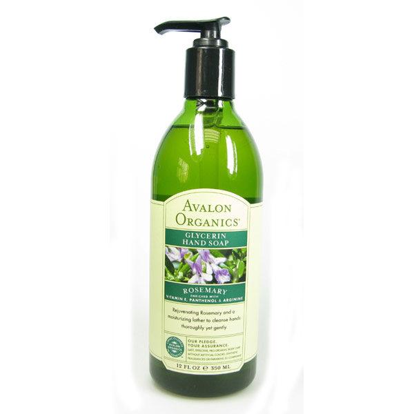 Avalon Rosemary Liquid Glycerine Hand Soap (1x12 Oz)