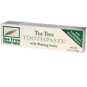 Tea Tree Therapy Tea Tree Toothpaste With Baking Soda (1x5 Oz)