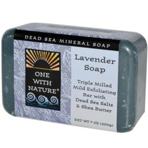 One With Nature Lavender Soap (7Oz)