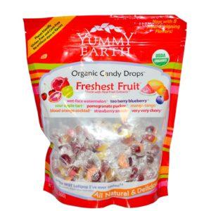 Yummy Earth Freshest Fruit Drops (6x3.3 Oz)