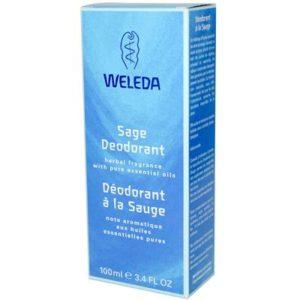 Weleda Sage Deodorant (1x3.4 Oz)