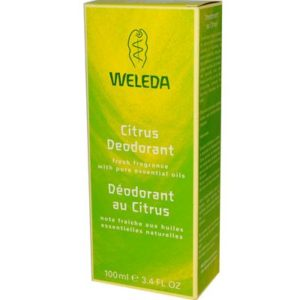 Weleda Citrus Deodorant (1x3.4 Oz)