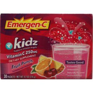 Alacer Emergen-C Kids Fruit Punch (1x30 PKT)