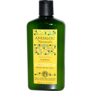 Andalou Naturals Healthy Shine Sunflower & Citrus Shampoo (1x11.5 Oz)