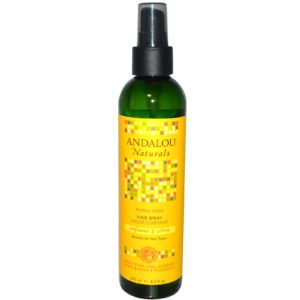 Andalou Naturals Perfect Hold Sunflower & Citrus Hair Spray (1x8.2 Oz)