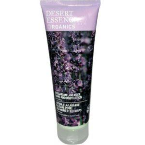 Desert Essence Bulgarian Lavender Hand & Body Lotion (1x8 Oz)