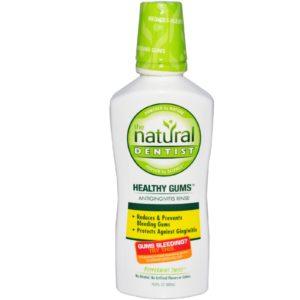 Natural Dentist Peppermint Healthy Gums Rinse (1x16 Oz)