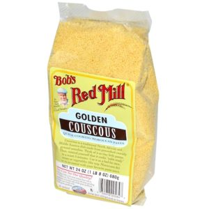 Bob's Red Mill Couscous Golden Bulk (1x25LB )