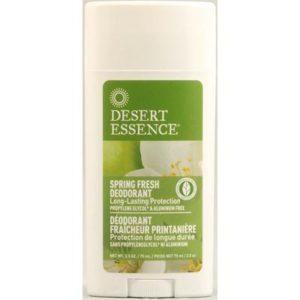 Desert Essence Spring Fresh Deodorant (1x2.5 Oz)