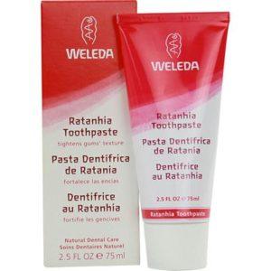 Weleda Ratanhia Toothpaste (1x2.5 Oz)